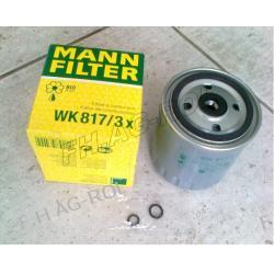 FILTR PALIWA MAN-WK817/3X ,Mercedes C 200D W 202, E 200 D W 124, E 300D W124, 190D 2.5D W201 ,SPRINTER
