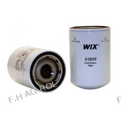 Filtr hydrauliki WIX nr:51858, odpowiednik:JC Bamford 32/901401; Donaldson P550148; Fleetguard HF6177 'HC7906 ;Baldwin BT351;MANN & HUMMEL W1374/2;CLAAS 679433.0; NEW HOLLAND 80457412  Żarówki