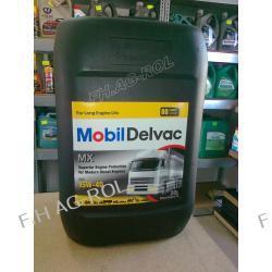 Mobil Delvac MX 15W-40 opakowanie 20 litrów.Olej silnikowy Lampy tylne