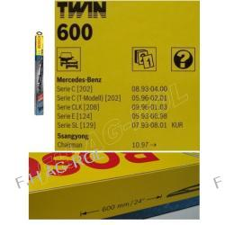 Wycieraczka Bosch Twin nr:3397018300 do Mercedes Klasa C W202/CLK 208/E 124 /SL 129