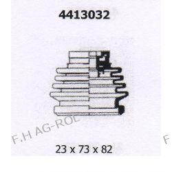 OSŁONA PRZEGUBU Z ŁOŻYSKIEM KRAFT 4413032 , FIAT:Cinquecento900 ;FIAT:Uno 87- ;SEAT:Marbella 900 9.98-9.99