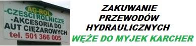 FIRMA HANDLOWA AG-ROL Marek Przetakiewicz Jadwiga Przetakiewicz. Nip:9840045239 , 13-100 Nidzica ul.Kolejowa 27