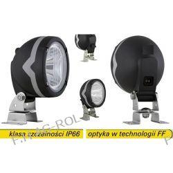 Halogenowa lampa robocza - H3 złącze AMP/amortyzator/uchwyt omega LOR4.39020