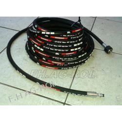 Wąż przewód 30-metrów do myjni,myjki KARCHER ,400 BAR, TEMP: DO 155° ,DN08 ,