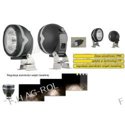 Halogenowa owalna lampa robocza, 104 x 120, Lampa robocza z regulacją światła
