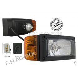 Reflektory przednie -H4-uchwyt tylny,cena za 2szt (światła: mijania, drogowe, pozycyjne, kierunkowskaz)