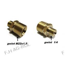 Redukcja Gwint M22 - 1/4 ZEW. do Karcher HD HDS