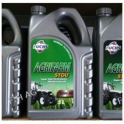 Olej FUCHS Agrifarm Stou 10W30, 5 litrów