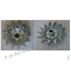 Koło pasowe alternatora A124 do Ursus C-330 Kwidzyn EX230210