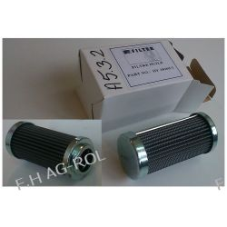 Filtr hydrauliczny, SF-FILTER nr: HY 18265/1, odpowiednik Massey Ferguson nr: 3792287M1