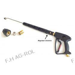 Pistolet + Lanca z regulacją ciśnienia + dysza do myjek KARCHER HD HDS,KRANZLE, i innych.