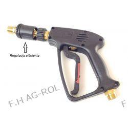 Pistolet z regulacją ciśnienia do myjek KARCHER HD HDS,KRANZLE, i innych.