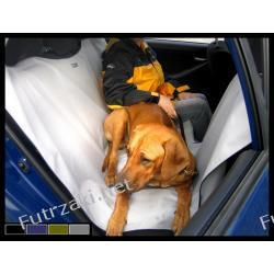 Kardiff Mata samochodowa na tylne siedzenia z zamkiem