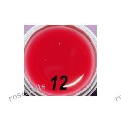 12. żel kolor różowy