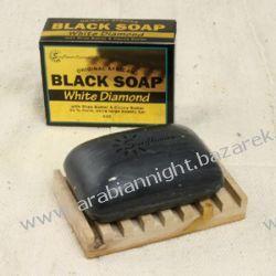 White Diamond Black Soap