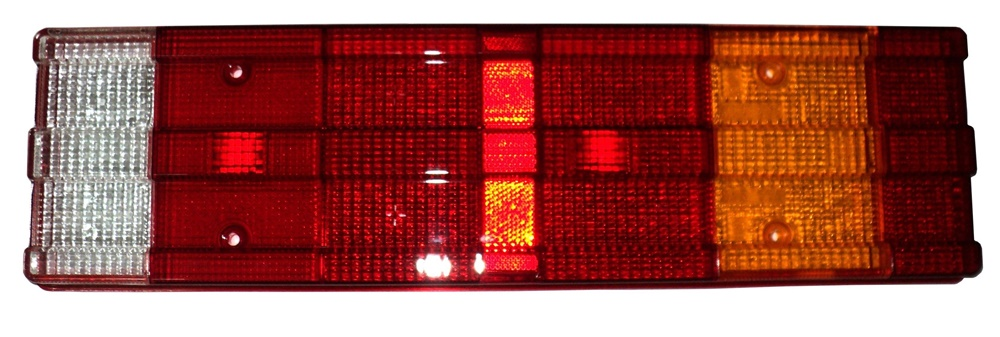 Klosz Lampy Mercedes Mb 7 Segmentowa Lampy Tylne Azetron