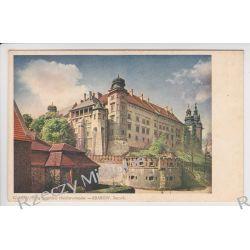 Kraków - Wawel zamek - okupacja