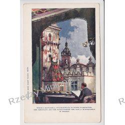 Kraków - kawiarnia Wójcikiewicza - przed 1903 r.