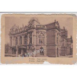 Kraków - Teatr miejski - 1918 r