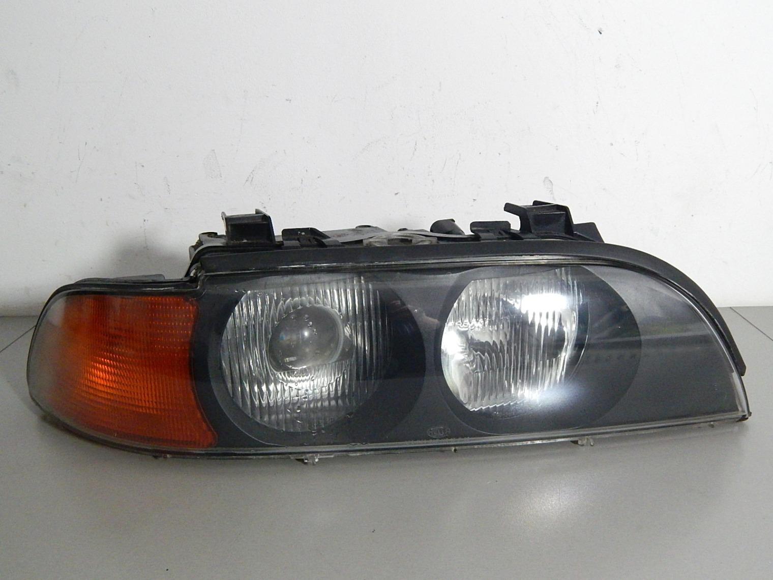 Bmw E39 Prawa Lampa Soczewkowa Przód Motoryzacja Auto Lampy