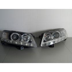 AUDI A6 C6 LIFT LED KOMPLET LAMP BI-XENON