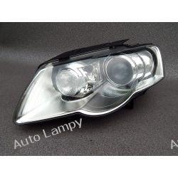 VW PASSAT B6 LEWA LAMPA BI-XENON PRZÓD LIFT