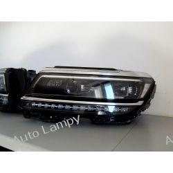 VW TIGUAN LEWA LAMPA FULL LED