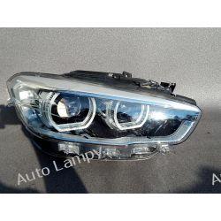 BMW 1 F20 LIFT LCI FULL LED PRAWA LAMPA PRZÓD