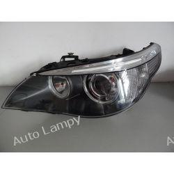 BMW E60 LEWA LAMPA BI-XENON SKRĘTNY DYNAMIC