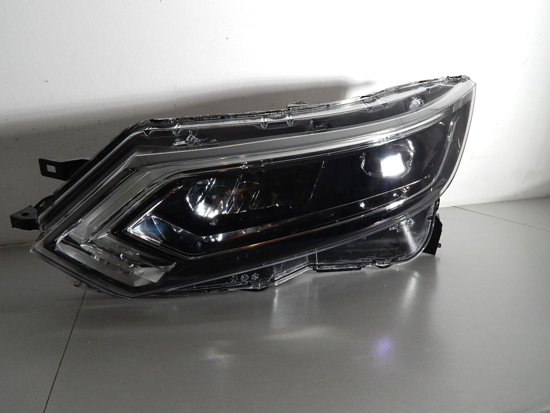 Nissan Qashqai Lewa Lampa Przód Full Led, Oświetlenie Auto