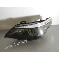 BMW E60 E61 LEWA LAMPA BI-XENON SKRĘTNY PRZÓD