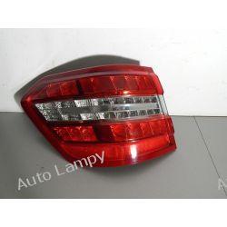 MERCEDES E-KLASA W211 LEWA KOMBI FULL LED