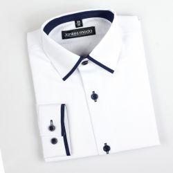 Koszula chłopięca w kropki