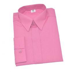 Koszula chłopięca różowa
