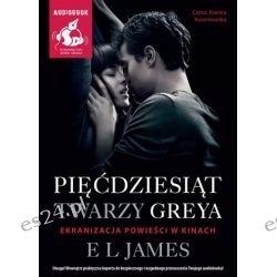 Pięćdziesiąt twarzy greya (audiobook, wyd. filmowe) Fifty Shades of Grey