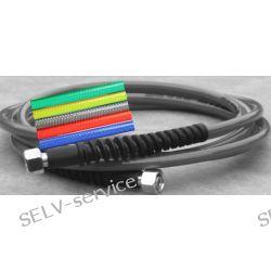Przewód termoplastyczny Comfort 4,5m intensywny kolor na zamówienie