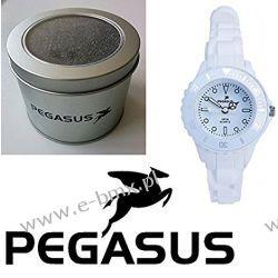 Zegarek PEGASUS z tworzywa kolory