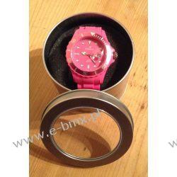 Zegarek PEGASUS z tworzywa różowy