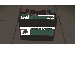 akumulator agregatu diesel [Kraft&dele]