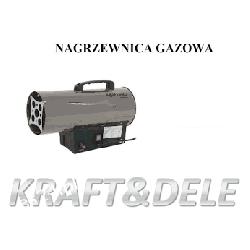 Nagrzewnica gazowa 30kW automat KDLXG30 KD702 [Kraft&dele]