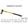 SIEKIERA DO ŁUPANIA RĄCZKA FIBERGLASS 2000g KD213 [Kraft&dele]