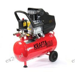 Kompresor olejowy 24L 3.8KM KD400