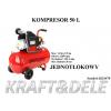 kompresor 50l jednotłokowy KD1470