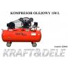 Kompresor Olejowy 150L KD406