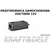 przetwornica samochodowa 350/700W 12 V KD1250