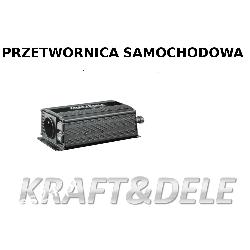 przetwornica samochodowa 350/700W 24 V KD1251