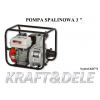 """Pompa Spalinowa 3"""" 6,5KM KD771"""