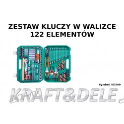 zestaw kluczy KD309