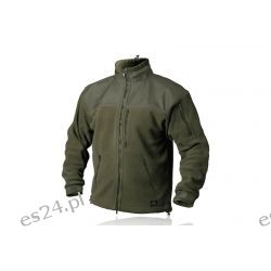 Bluza CLASSIC ARMY - Fleece - Olive Green