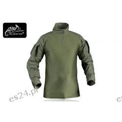 Bluza combat shirt z nałokietnikami oliwka r. XL